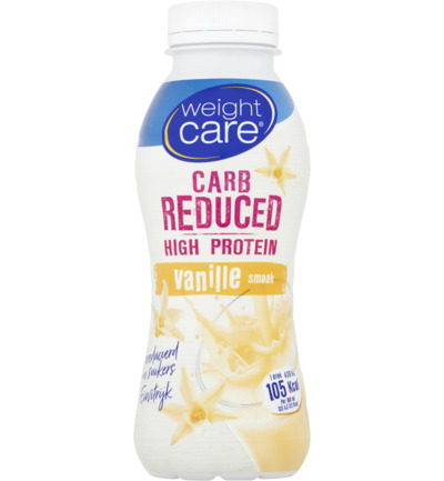 Carb reduced drink vanille