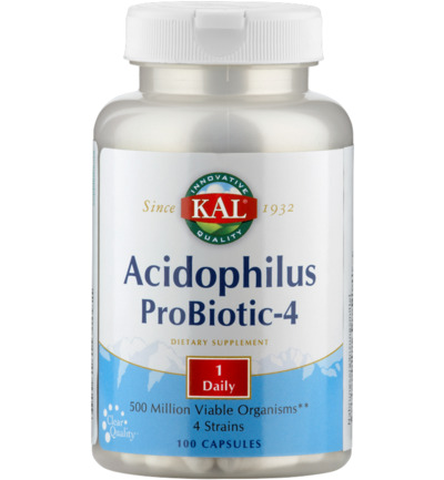 Acidophilus ProBiotic-4