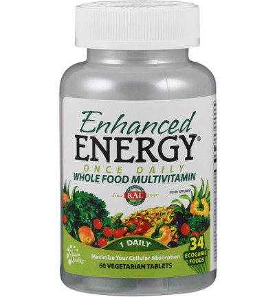 Enhanced Energy Once Daily