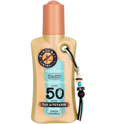 Tan Activator Lotion SPF50
