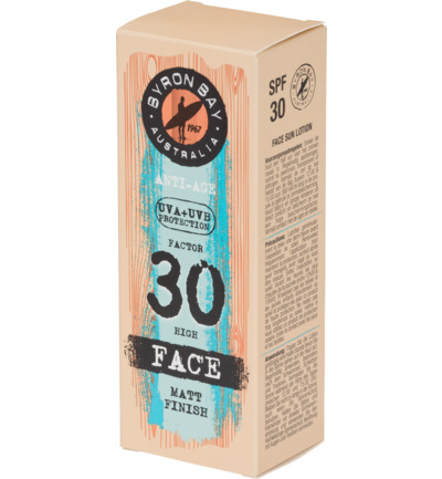 Face Lotion SPF30 - tube