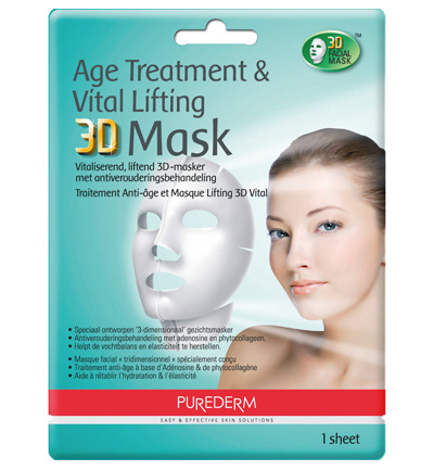 Image of Purederm Lifting 3d Mask (1st)
