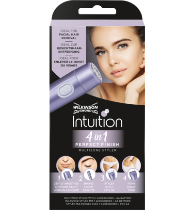 Intuition Perfect Finish 4 in 1