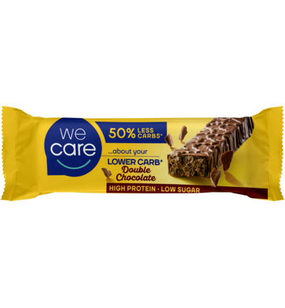 Lower carb reep double chocolate