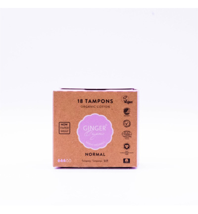 Tampons Normal