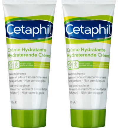 Hydraterende creme Duo