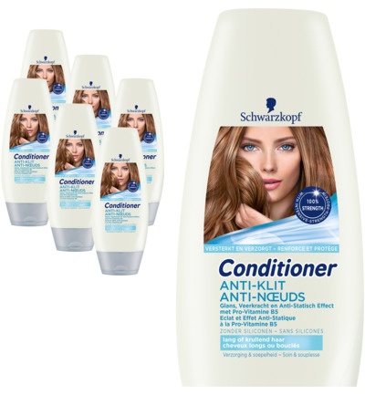 Conditioner anti-klit 5 pack