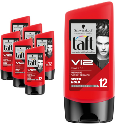 Level 12 V12 Power gel 6 pack