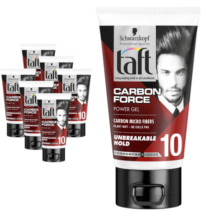 Level 10 Carbon Force Power Gel tube 5 pack