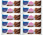 Carb reduced/High protein snackreep chocolade - 10 pack