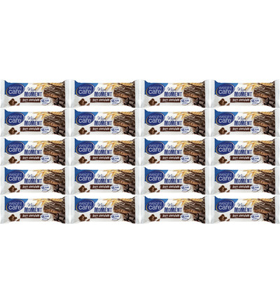 Mijn moment snackreep pure chocolade - 20 pack