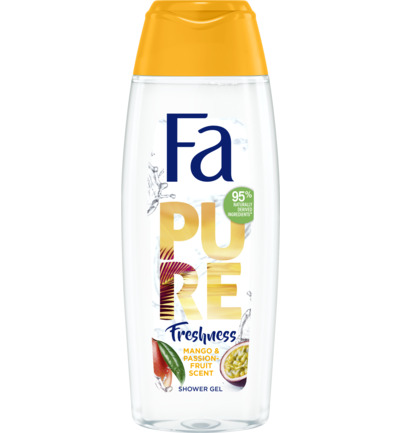 Shower gel Pure Freshness Mango & Passionfruit