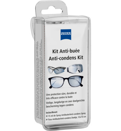 Anti-condens Kit voor brillen