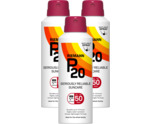 Continuous spray SPF50 trio