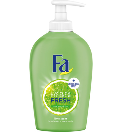 Liquid Soap Hygiene & Fresh