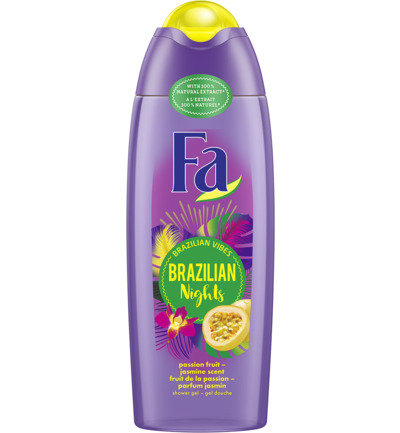 Shower gel Brazilian Nights