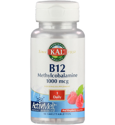 B12 Methylcobalamine 1000 mg
