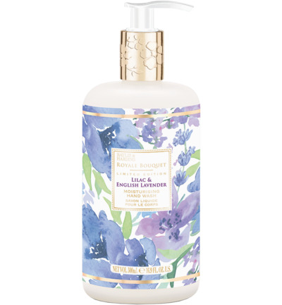 Royale Bouquet Hand Wash Lilac & English Lavender