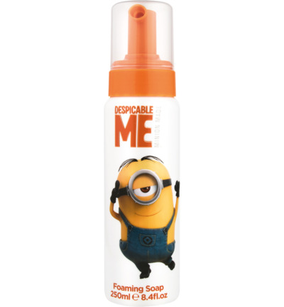 Minions Foaming Soap 250ml