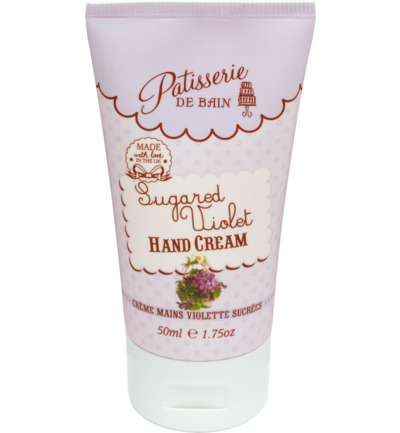 Hand Cream Sugared Violet - tube