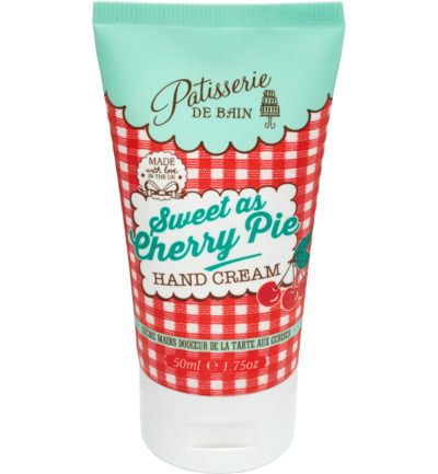 Hand Cream Sweet as Cherry Pie - tube