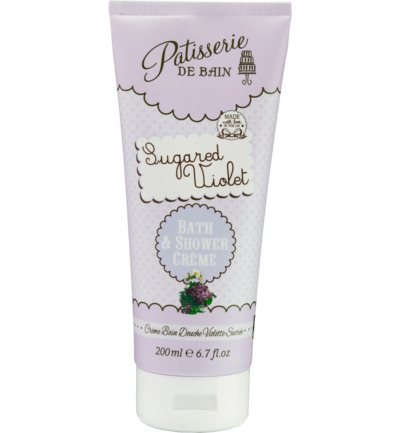 Bath & Shower Creme  Sugared Violet