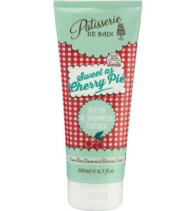 Bath & Shower Creme Sweet as Cherry Pie