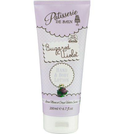 Body Lotion Sugar Violet