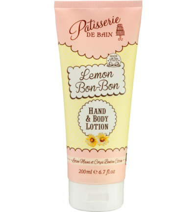 Body Lotion Lemon Bon Bon