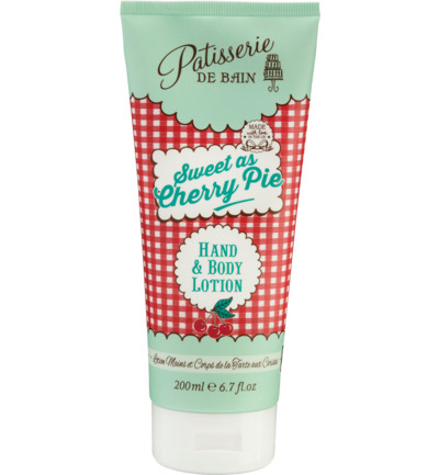 Body Lotion Sweet Cherry Pie