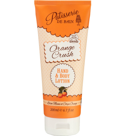 Body Lotion Orange Crush