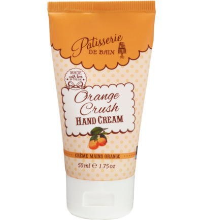 Hand Cream Orange Crush - tube