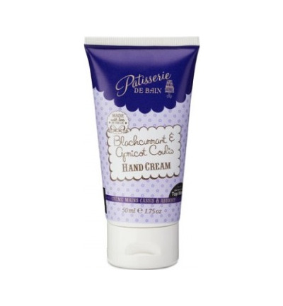 Hand Cream Blackcurrant & Apricot Coulis - tube