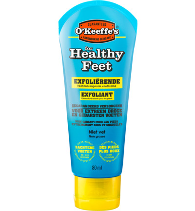 Healthy Feet Exfoliating Tube 80 ml