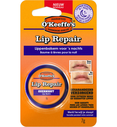 Lip Repair Overnight