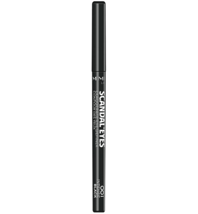 Exaggerate Full Colour Eye Definer (Restage) Intense black 001