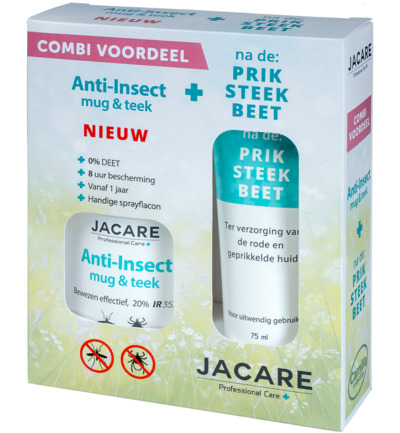 DUO pack anti-insect