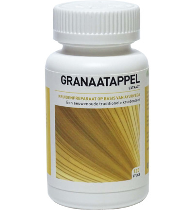 Granaatappel (Punica granatum) 500 mg