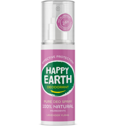 Pure Deo Spray Lavender Ylang