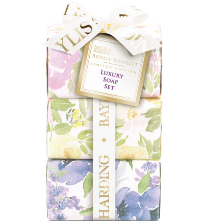 Royale Bouquet Assorted Luxury Soap