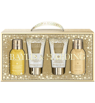 Mosaic Sweet Mandarin & Grapefruit 4 Piece Set