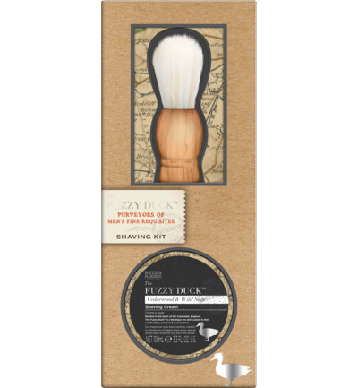 Fuzzy Duck Men's Shaving Set