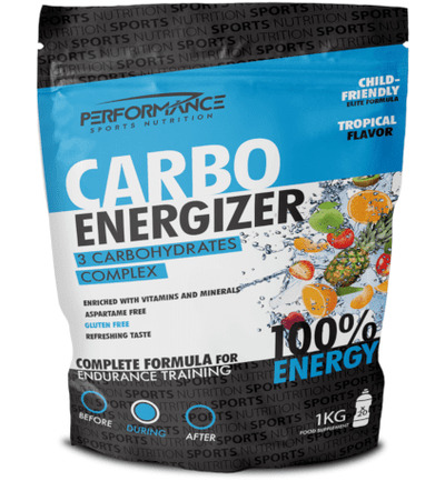 Carbo Energizer - Tropical