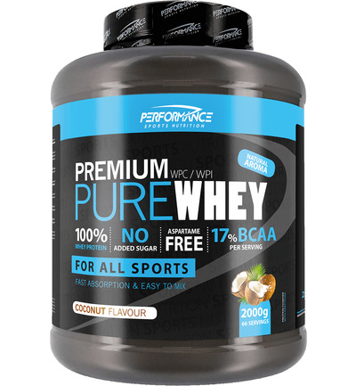 Pure Whey - Cocos