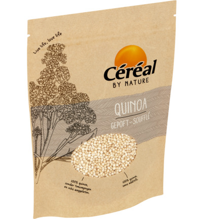 By Nature Quinoa Gepoft