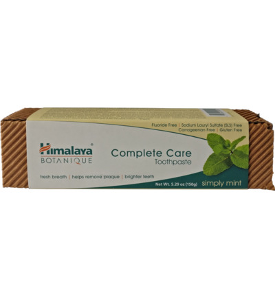 Botanique Complete Care Simply Mint