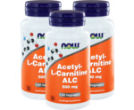 Acetyl L carnitine 500 mg trio