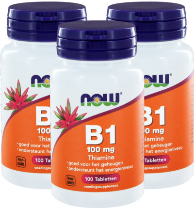 Vitamine B1 100 mg trio