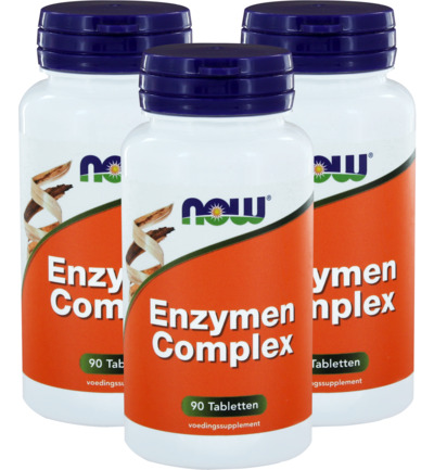 Enzymen complex 800 mg trio