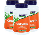 Chlorella 1000 mg trio